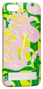 """Lilly Pulitzer Lilly Pulitzer for Target New """"Fan Dance"""" Phone Case For the iPhone 6+"""