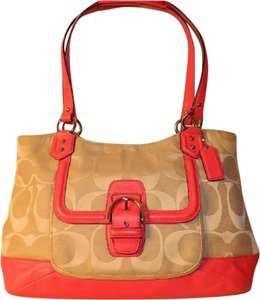 Coach New Hot Neverfull Signature Shoulder Bag