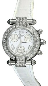 CHOPARD Chopard Imperiale Chronograph Stainless Steel Diamonds