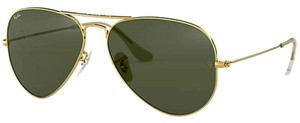 Ray-Ban Green Classic G-15 Lens Rb3026 L2846 Unisex