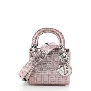 Christian Dior Leather Cross Body Bag