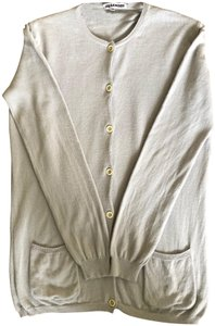 Jil Sander Classic Timeless Cashmere Italy Sweater