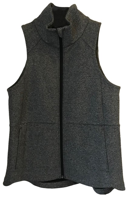 Item - Grey Medium Weight Vest Size 4 (S)