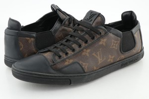 Louis Vuitton Brown Monogram Slalom Sneakers Shoes