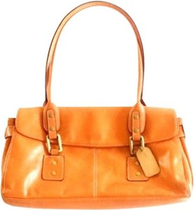Worthington Tote in Orange