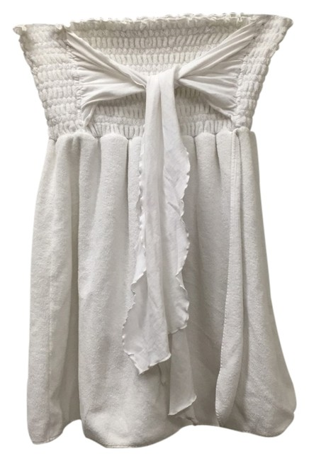 Preload https://item3.tradesy.com/images/juicy-couture-white-short-casual-dress-size-10-m-2727652-0-0.jpg?width=400&height=650