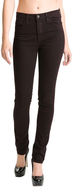 Item - Noir Red 811 Mid - Rise Super Skinny Jeans Size 24 (0, XS)