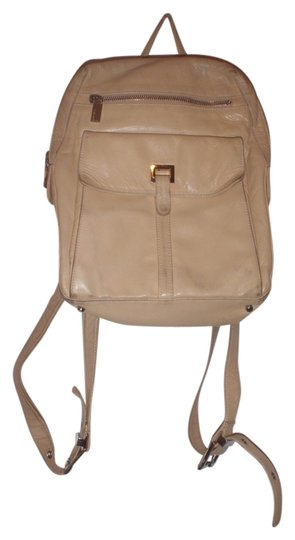 Perlina Leather Purse Backpack