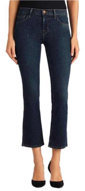 Item - Selena Crop Boot Cut In Lonesome Straight Leg Jeans Size 28 (4, S)