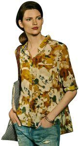 Holding Horses Button Down Shirt Multicolor