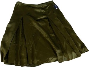 Context Skirt green