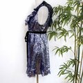 Free People Sequin Siren Mini Short Night Out Dress Size 2 (XS) Free People Sequin Siren Mini Short Night Out Dress Size 2 (XS) Image 4
