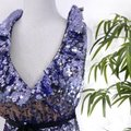 Free People Sequin Siren Mini Short Night Out Dress Size 2 (XS) Free People Sequin Siren Mini Short Night Out Dress Size 2 (XS) Image 7