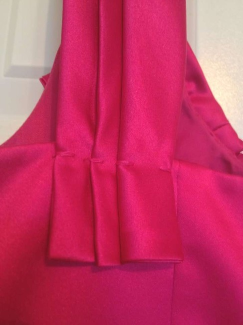 Antonio Melani Wedding Cocktail Knee-length Pink Brand New Never Worn With Tags Classic Fitted Dress