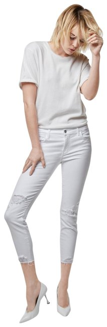 Item - White Underexposed 835 Mid-rise Skinny Jeans Size 32 (8, M)