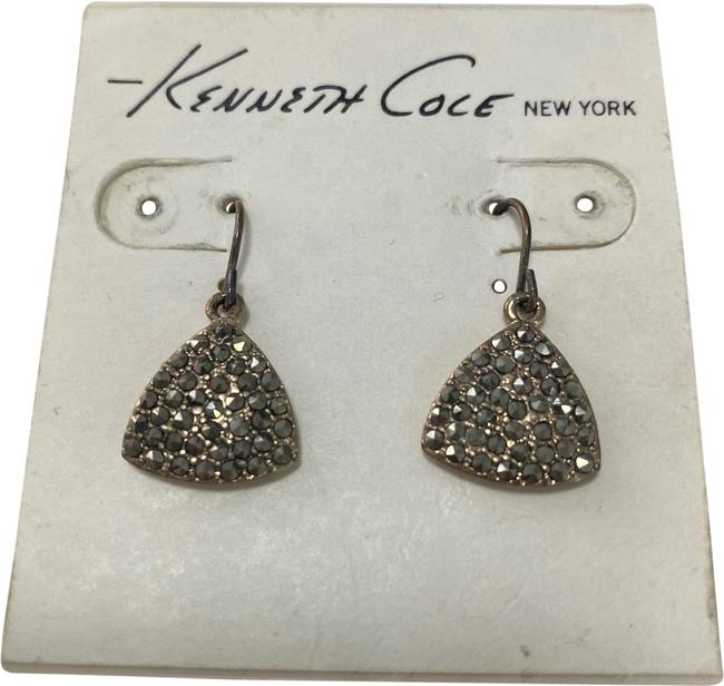 Kenneth Cole Gold Earrings Kenneth Cole Gold Earrings Image 1
