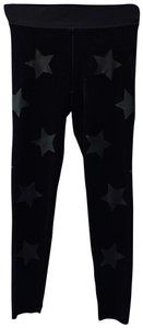 Ultracor black velvet Leggings