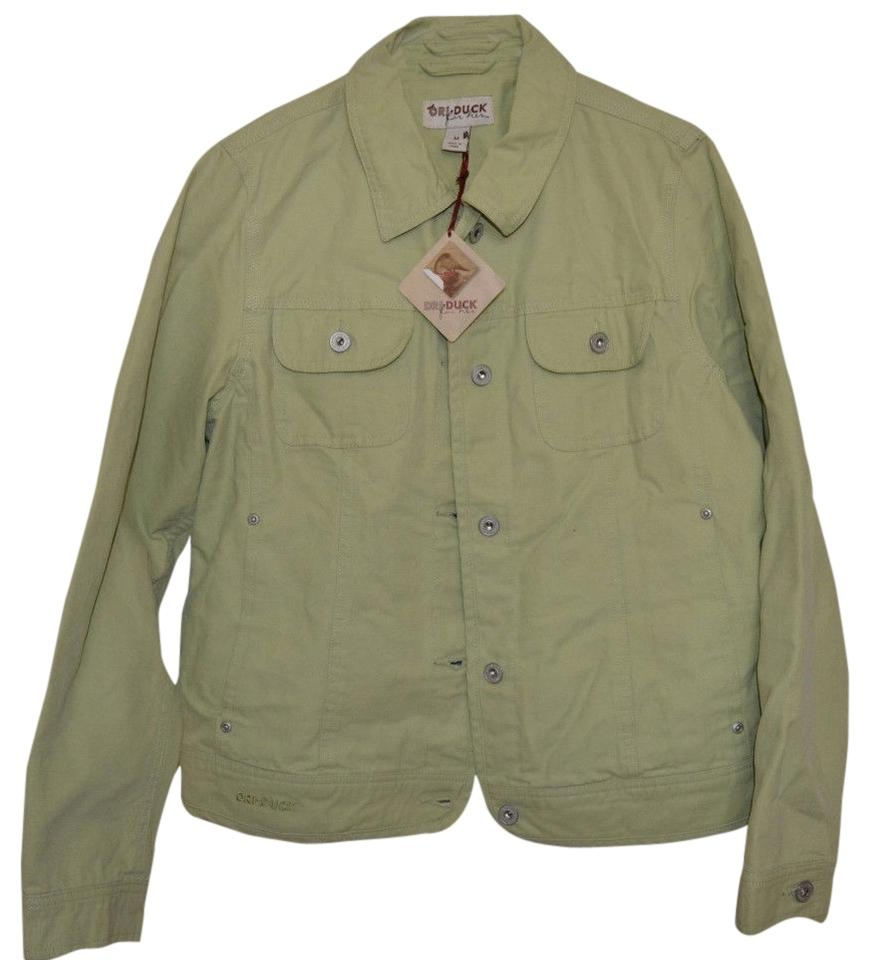 e6669a139af Dri Duck Like New Gently Used Lime Free Shipping LIGHT GREEN Womens Jean  Jacket …