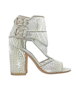 Laurence Dacade Ivory Pumps