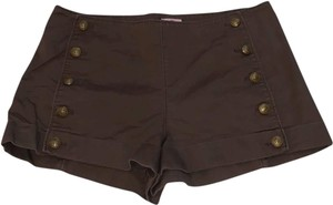Juicy Couture Mini/Short Shorts Brown