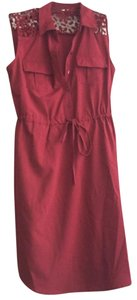 Charlotte Russe short dress Red on Tradesy