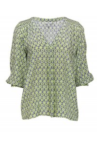 Joie Shirts Floral Print Top green