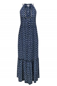 blue Maxi Dress by Rebecca Taylor Day Printed