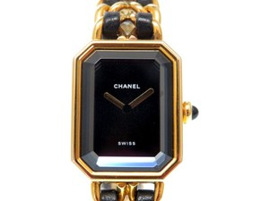 Chanel Chanel Premiere H0001 Size M Ladies Quartz Wrist Watch Gold 0087CHANEL