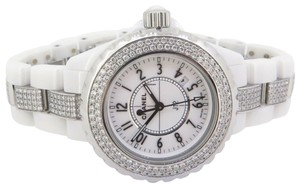 chanel Chanel J12 Ceramic Diamonds