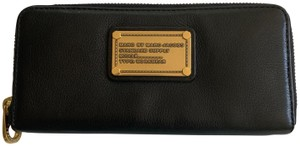 Marc by Marc Jacobs Marc by Marc Jacobs Slim Zip Around Leather Wallet Style #M3PE093
