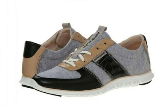Item - Grey Zerogrand Sneakers Size US 6 Regular (M, B)