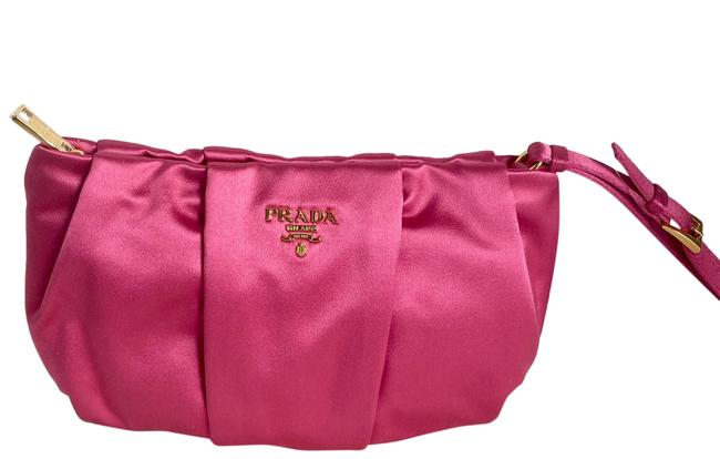 Item - New with Tags Attached Pink Satin Wristlet