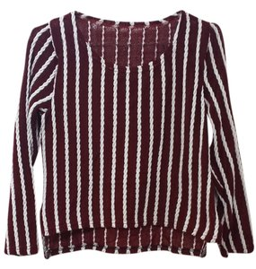 Other Top burgandy