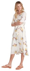 Birds of Paradise Maxi Dress by Amour Vert