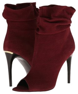Other Burberry Burberry Burberry Oxblood red Boots