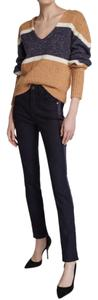 Veronica Beard Tux Mother High Rise Ag Skinny Jeans