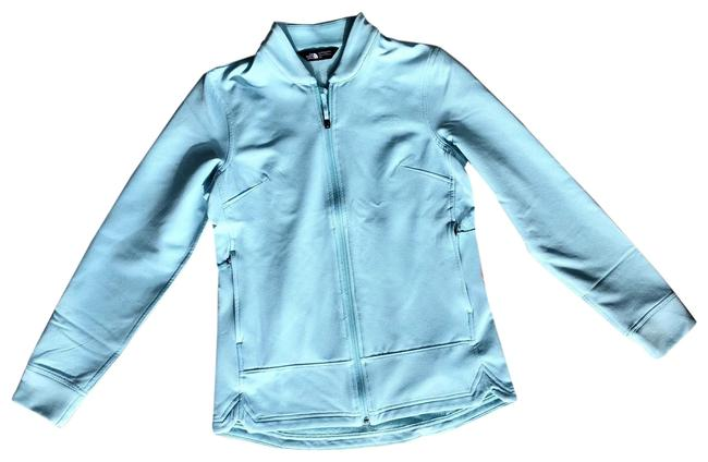 Item - Light Blue Jacket Activewear Size 4 (S)