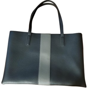 Vince Camuto Tote in black with gray