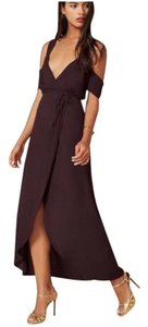 Purple Maxi Dress by Reformation