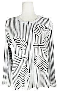 Andrea Rosati White & Black Jacket