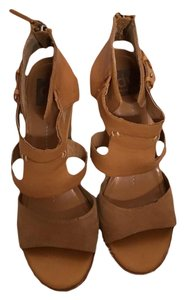 Dolce Vita Tan Brown Sandals