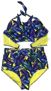 City Chic two piece full swimsuit