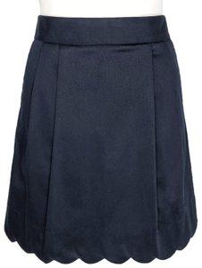 Draper James Mini Skirt Navy