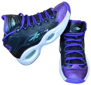 Reebok Purple/Black Athletic