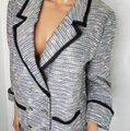 Anthropologie Multi-color Coquille Today's Special Blazer Size 12 (L) Anthropologie Multi-color Coquille Today's Special Blazer Size 12 (L) Image 3