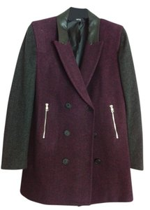 Cut 25 Aubergine Jacket