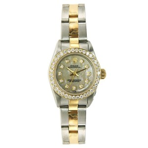 Rolex Rolex Oyster Perpetual No Date 26MM Two Tone - 67693