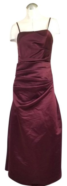 Item - Red Cocktail Long Formal Dress Size 6 (S)