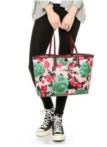 Marc by Marc Jacobs Jerrie Metropolitote Tote in Desert Rose