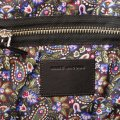 Marc Jacobs Garden Paisley Printed Biker North/South Purple Multi Nylon Tote Marc Jacobs Garden Paisley Printed Biker North/South Purple Multi Nylon Tote Image 10